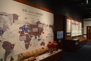 The history of tea is explored here