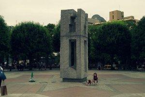 '꽃보다 남자' 마츠모토준이 서있었던 시계탑!