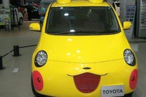 포켓몬의 자동차!