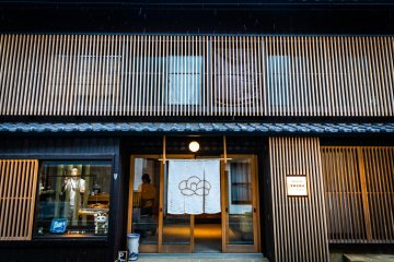 The Ohta family has made udon here for a century