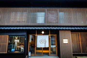 大田家在此制作乌冬面已有百年历史