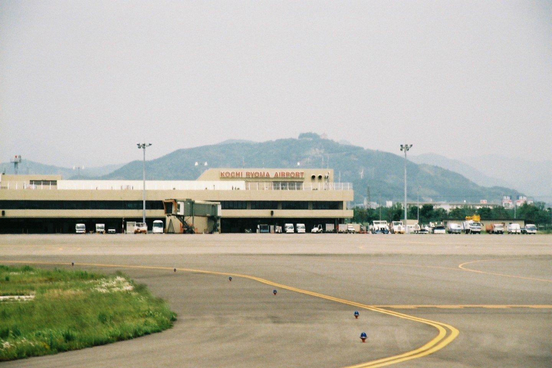 The Kochi Ryoma Airport