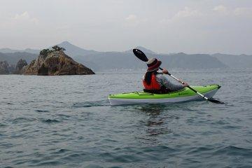 Sea Kayak and SUP in Kushimoto