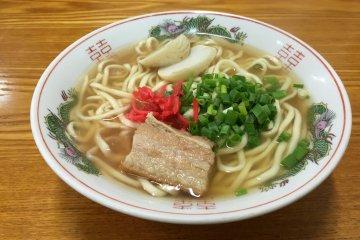 The Regional Cuisine of Kyushu