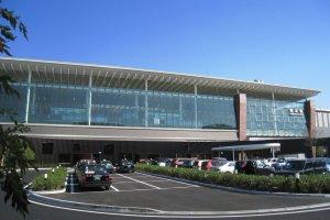 Kumamoto Station Shinkansen Entrance