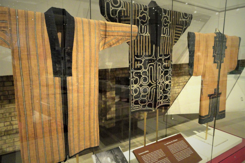 Traditional Ainu clothing