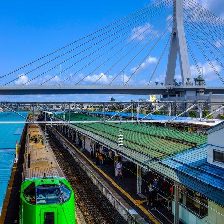 Ga JR Đông Aomori