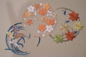Kyo-nui embroidery, Kyoto