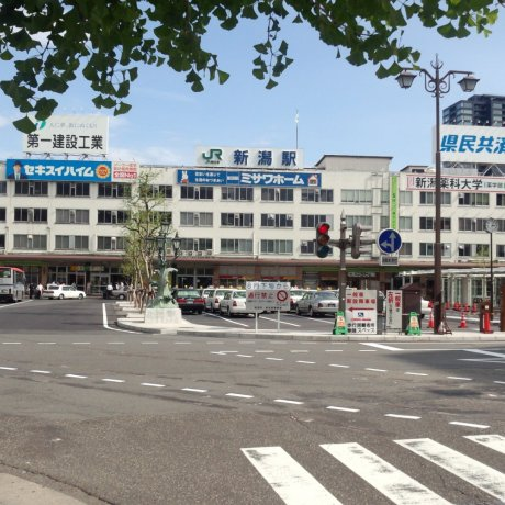 Niigata Station