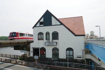 Ōi Keibajō Mae Station