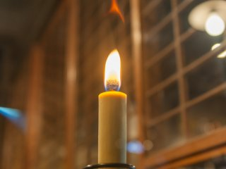 These traditional Japanese candles give brighter light when compared to modern paraffin candles