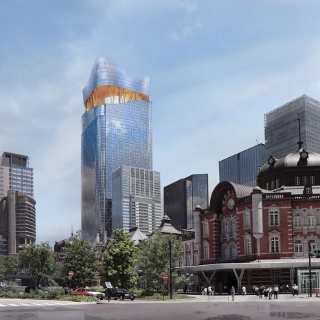Torch Tower Meets Tokyo in 2027
