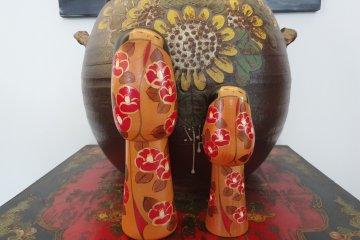 My Favorite Japanese Souvenirs: Kokeshi