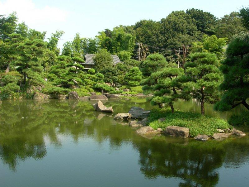 Shoto-en Garden