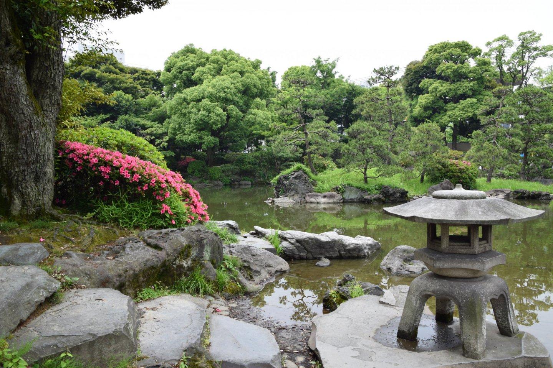 Kyu Yasuda Teien Garden