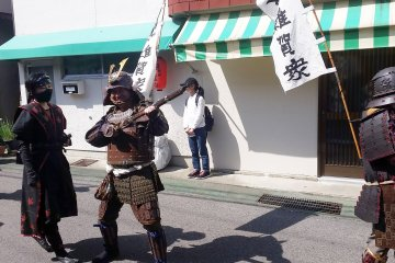 A Sanada rifleman