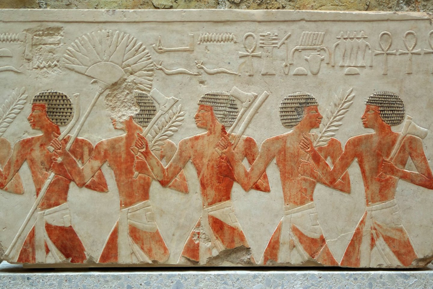 The event will showcase various pieces from the Egyptian Museum in Berlin, Germany