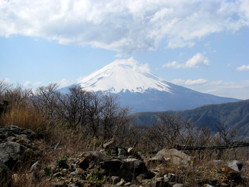 Japan's iconic Fuji-san