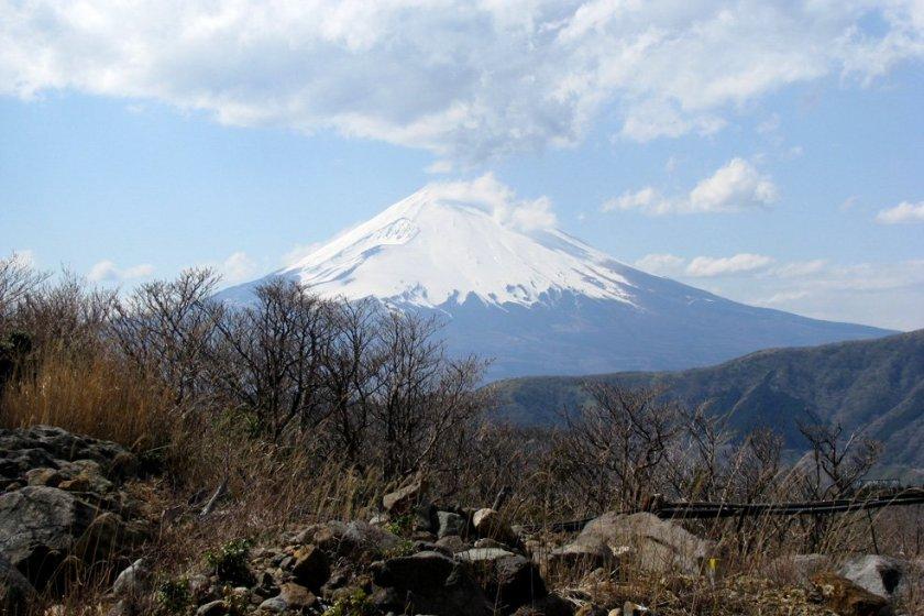 Japan\'s iconic Fuji-san