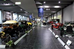 Aichi's Toyota Automobile Museum
