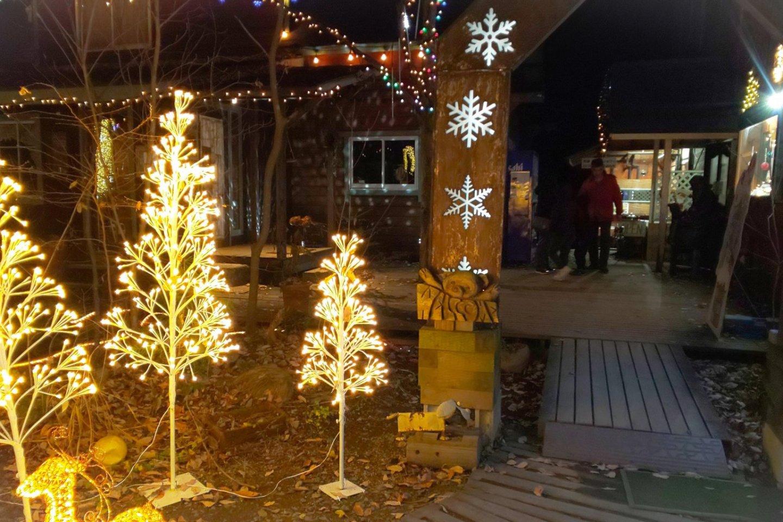 Santa Hills Illumination