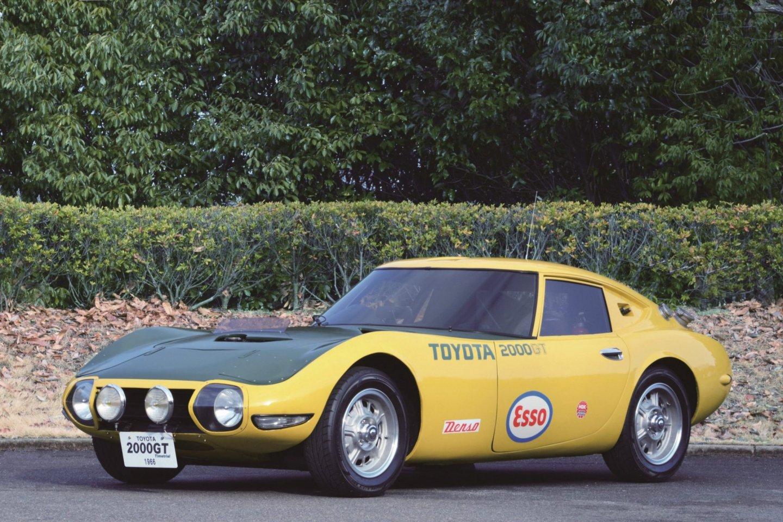 1966 Toyota 2000GT