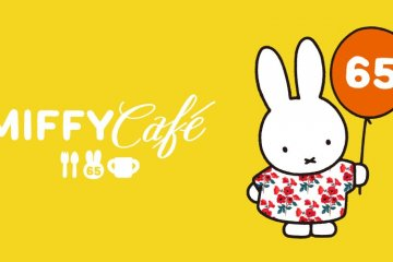 Miffy X Shogo Sekine Collaboration Cafe: Osaka
