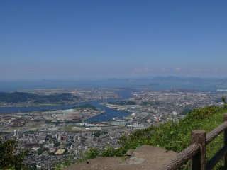 Another view from Mt. Sarakura