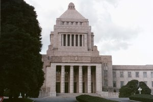 National Diet Building.