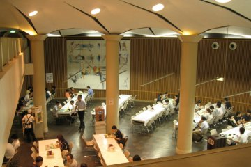 东京大学中央食堂