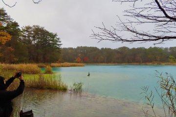 Bentenuma Pond