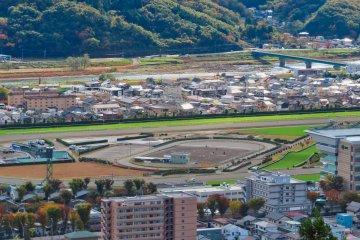 The Fukushima Horse Racing Track