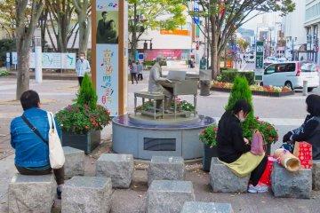 Yuji Koseki Concert at Fukushima Station