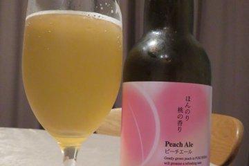 Fukushima Peach Ale