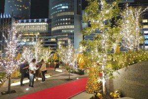 The Dai Nagoya Building's Sky Garden