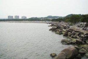 八景岛海滩