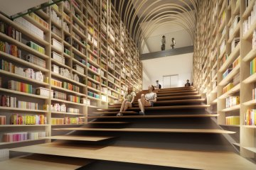 Haruki Murakami Library to Open at Waseda University in 2021
