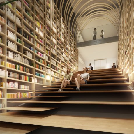 Haruki Murakami Library to Open at Waseda University in 2021