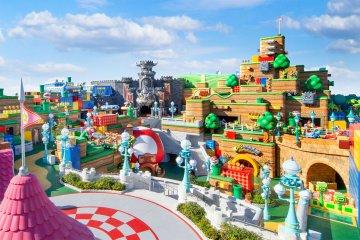 Universal Studios Japan Welcomes Mario in 2021