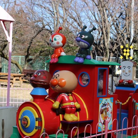 Ome Railway Park with Kids