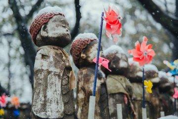 Minato City Ward - Temples & Shrines
