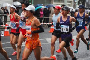 Whether you're a beginner or a marathoner, Japan has great running route options