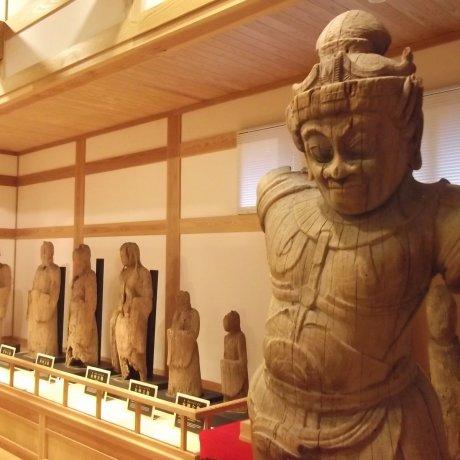 Kawazu Heian Buddha Statue Pavilion