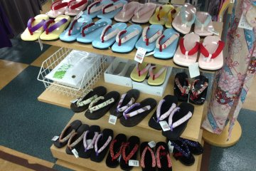 <p>Just about everything is Marue is tranditional Japanese or expressly made for Japanese products and apparel</p>