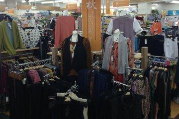 <p>More ladies apparel</p>