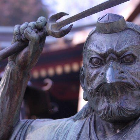 Hachioji City - Temples & Shrines