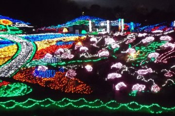Winter Fantasy at Sanuki Manno Park