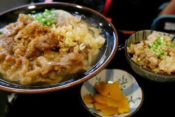Gyuniku Udon