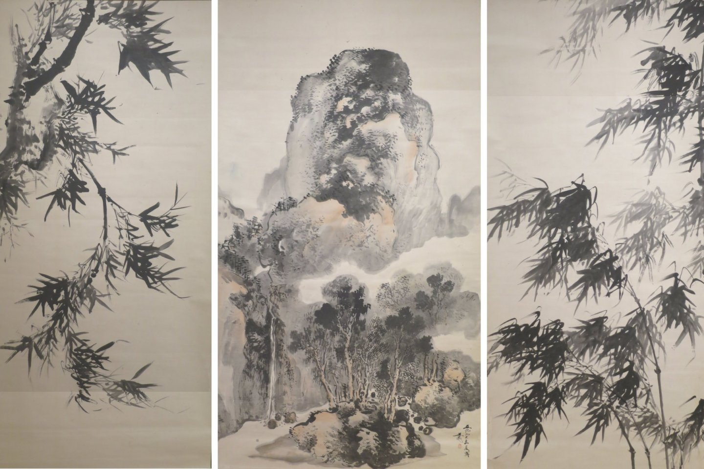 An example of Tani Buncho\'s work
