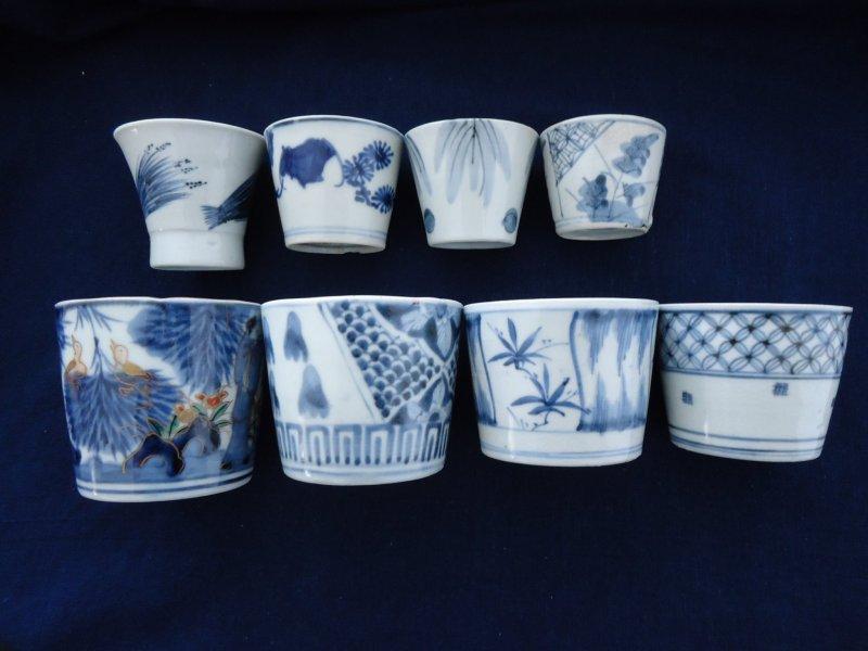 Examples of functional Ko-Imari ware
